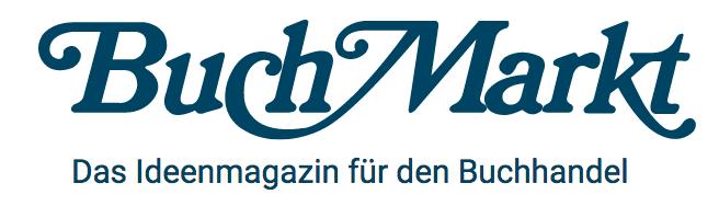 Logo: Magazin BuchMarkt