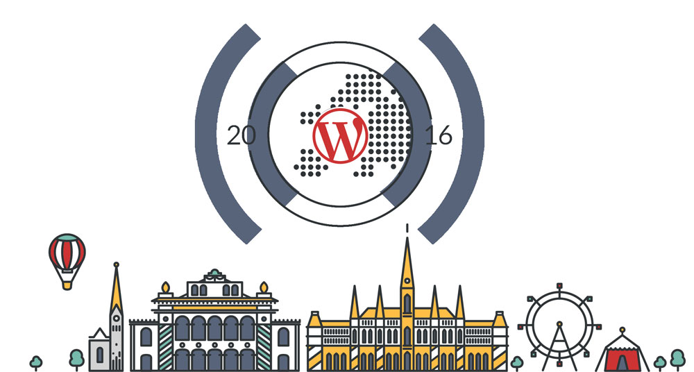 Wordcamp Europe 2016 Illustration