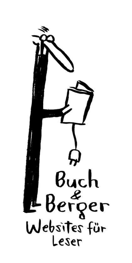 Buch & Berger gezeichnet von Nicolas Mahler
